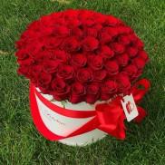 Розы Deluxe